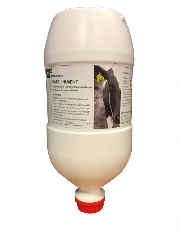 Juvelinimentsalva 2,5 Liter