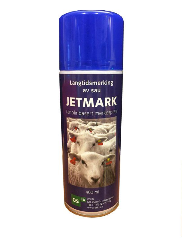 Jetmark Blå