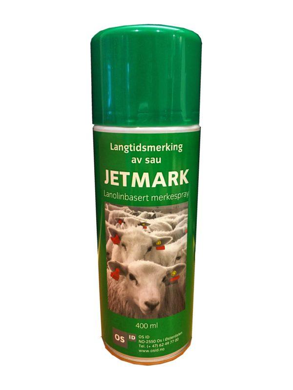 Jetmark sprayfärg Grön