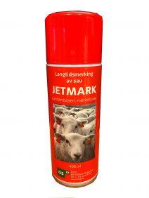 Jetmark Sprayfärg Röd
