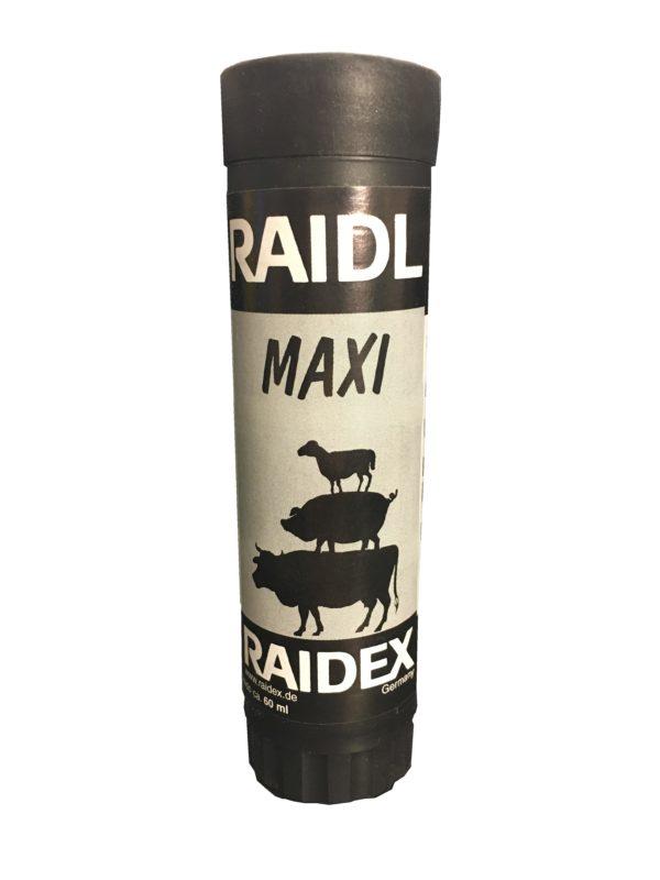 Raider färgstift Svart